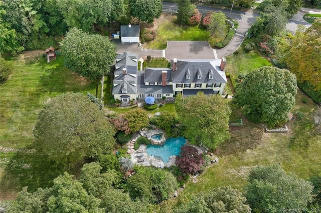 441 Nod Hill Road, Wilton, CT 06897 (MLS #170348008) :: Galatas Real Estate Group