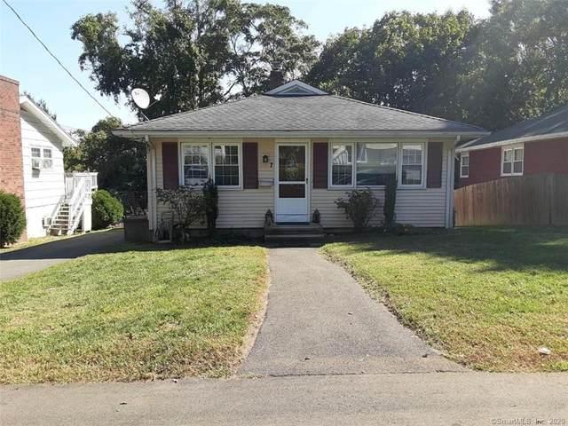7 Hillside Avenue, New Haven, CT 06512 (MLS #170348016) :: Carbutti & Co Realtors