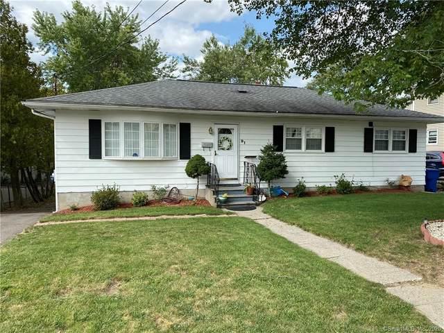 91 Royal Oak Drive, Waterbury, CT 06708 (MLS #170348058) :: Kendall Group Real Estate | Keller Williams