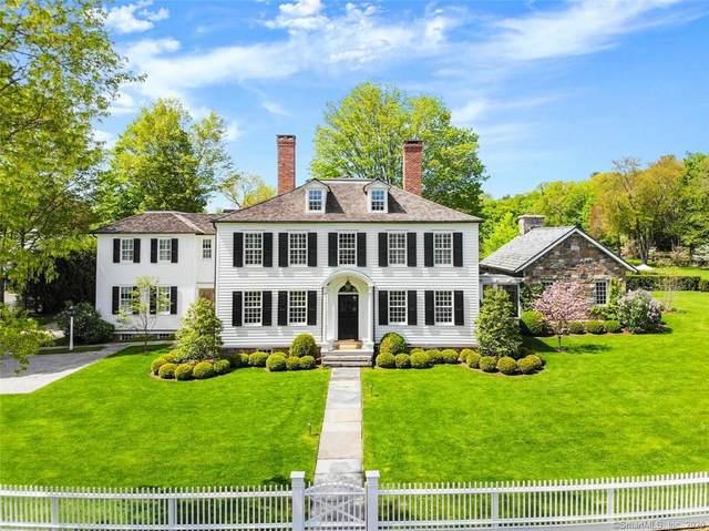 105 Meeting House Lane, Fairfield, CT 06824 (MLS #170348079) :: Galatas Real Estate Group