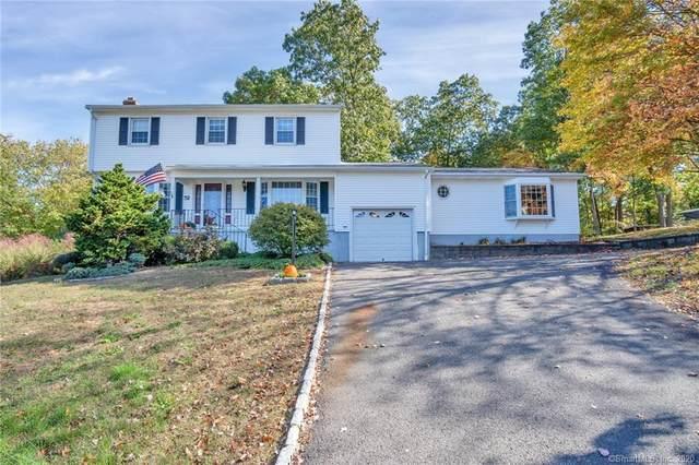 51 Keron Drive, Shelton, CT 06484 (MLS #170348103) :: Galatas Real Estate Group