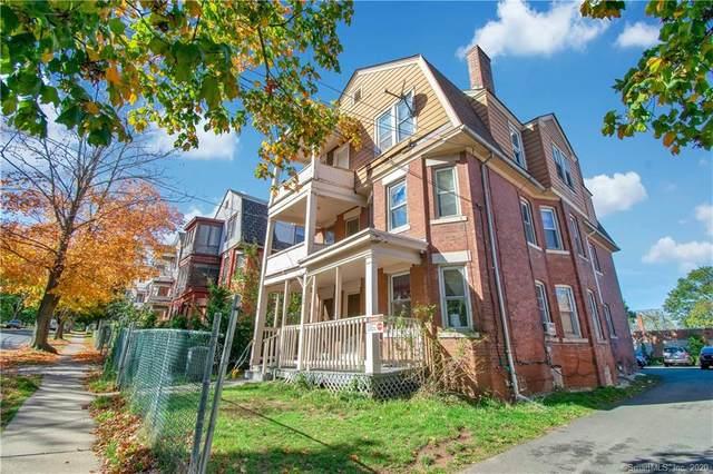 142 Madison Street, Hartford, CT 06106 (MLS #170348156) :: Frank Schiavone with William Raveis Real Estate