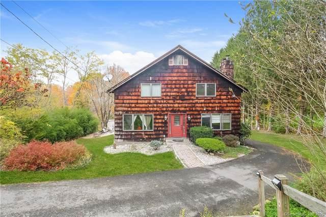 157 Clapboard Ridge Road, Danbury, CT 06811 (MLS #170348161) :: Around Town Real Estate Team