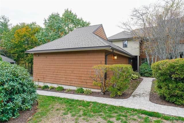 1 Bathcrescent Lane #1, Bloomfield, CT 06002 (MLS #170348166) :: NRG Real Estate Services, Inc.