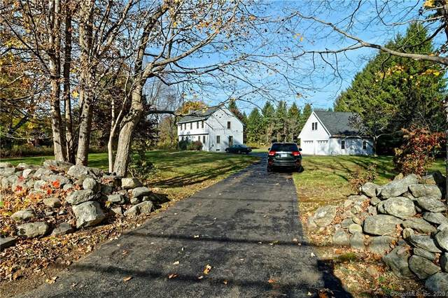 124 Spring Hill Road, Mansfield, CT 06268 (MLS #170348183) :: Mark Boyland Real Estate Team