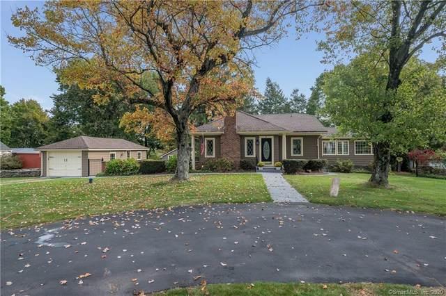5 Fairview Drive, Farmington, CT 06032 (MLS #170348192) :: Frank Schiavone with William Raveis Real Estate