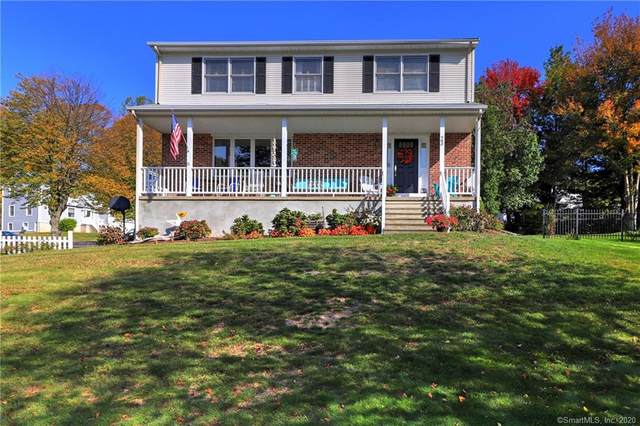 23 Tyroll Lane, West Haven, CT 06516 (MLS #170348195) :: Frank Schiavone with William Raveis Real Estate