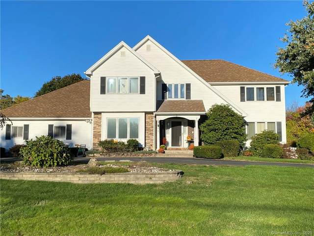 3 Colman Drive, Wolcott, CT 06716 (MLS #170348200) :: Frank Schiavone with William Raveis Real Estate