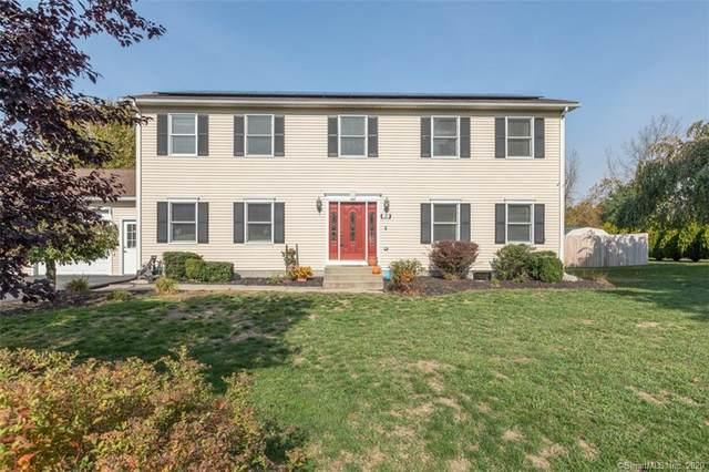 18 Deerfield Drive, East Windsor, CT 06016 (MLS #170348233) :: NRG Real Estate Services, Inc.