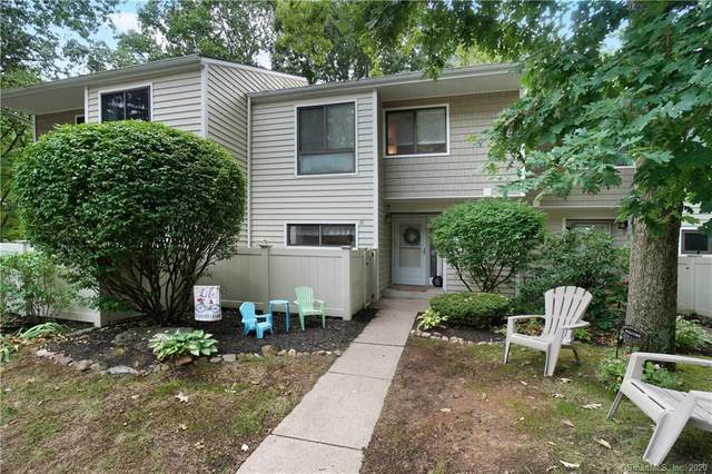 31 Currier Place #31, Cheshire, CT 06410 (MLS #170348234) :: Coldwell Banker Premiere Realtors
