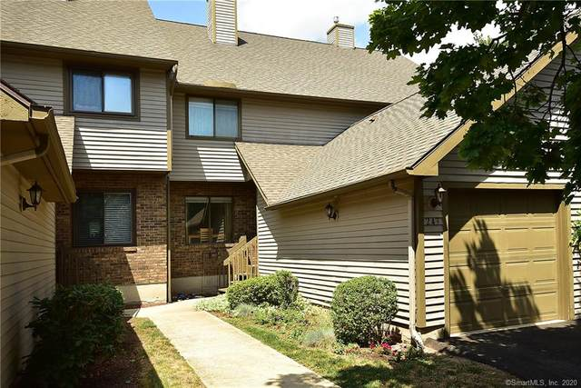 243 Foxboro Drive #243, Newington, CT 06111 (MLS #170348239) :: Hergenrother Realty Group Connecticut