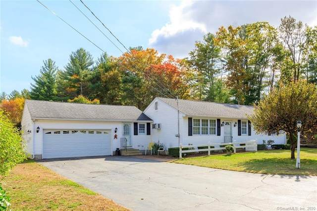 46 Snake Meadow Road, Plainfield, CT 06354 (MLS #170348270) :: Frank Schiavone with William Raveis Real Estate