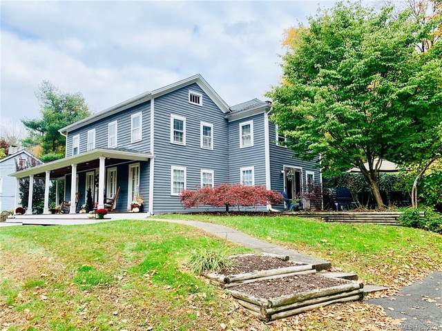 74 Glen Road, Newtown, CT 06482 (MLS #170348273) :: Frank Schiavone with William Raveis Real Estate
