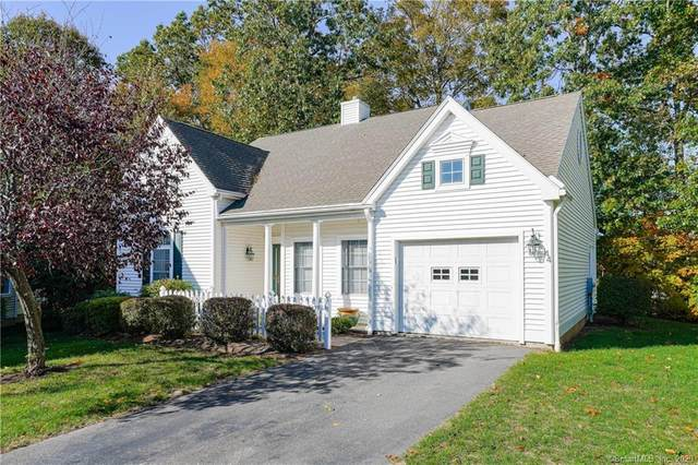 44 Omeara Farm Drive #44, Farmington, CT 06032 (MLS #170348283) :: Hergenrother Realty Group Connecticut