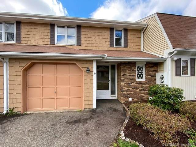 9 Juniper Place #9, Rocky Hill, CT 06067 (MLS #170348285) :: Anytime Realty