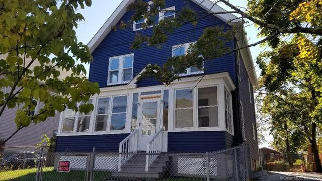 52 Judson Avenue, New Haven, CT 06511 (MLS #170348298) :: GEN Next Real Estate