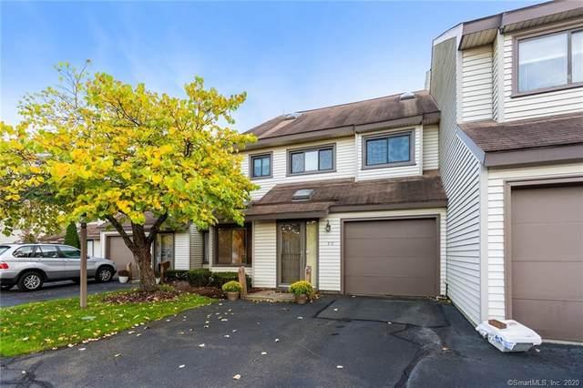 27 Lindstrom Road 5D, Stamford, CT 06902 (MLS #170348341) :: GEN Next Real Estate