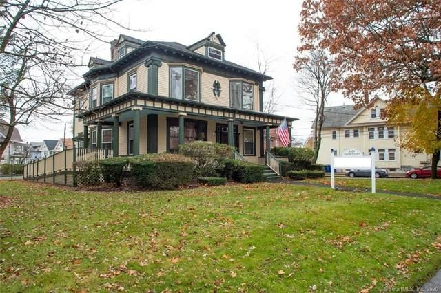 2429 North Avenue, Bridgeport, CT 06604 (MLS #170348345) :: GEN Next Real Estate