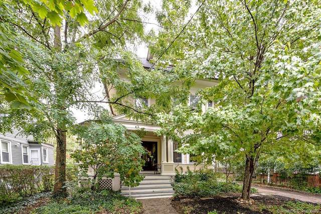 199 Lawrence Street, New Haven, CT 06511 (MLS #170348368) :: Frank Schiavone with William Raveis Real Estate