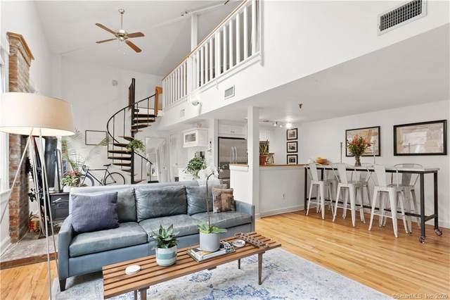 2 S Main Street W305, Norwalk, CT 06854 (MLS #170348372) :: Frank Schiavone with William Raveis Real Estate
