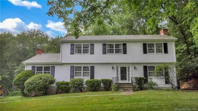 27 Miller Road, Darien, CT 06820 (MLS #170348377) :: Frank Schiavone with William Raveis Real Estate