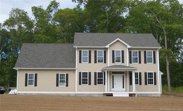 3 Quakertown Meadows, Ledyard, CT 06339 (MLS #170348416) :: Frank Schiavone with William Raveis Real Estate