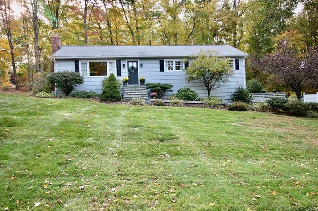 141 Osborn Lane, Monroe, CT 06468 (MLS #170348423) :: Around Town Real Estate Team
