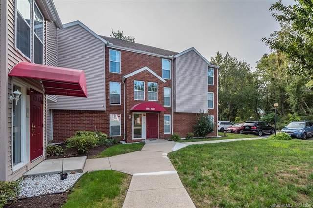 59 Heather Ridge #59, Shelton, CT 06484 (MLS #170348435) :: Around Town Real Estate Team