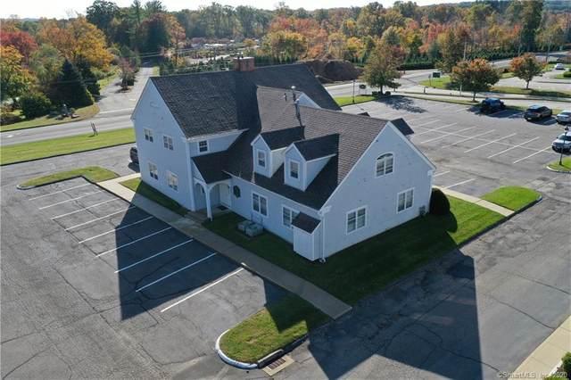 755 Main Street #8, Monroe, CT 06468 (MLS #170348443) :: Around Town Real Estate Team