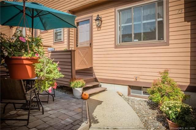 73 Cedar Knolls Drive #73, Branford, CT 06405 (MLS #170348457) :: Sunset Creek Realty