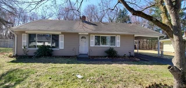 270 Burke Street, East Hartford, CT 06118 (MLS #170348459) :: Around Town Real Estate Team