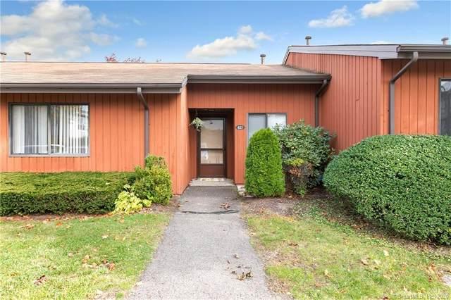 437 Asbury Ridge #437, Shelton, CT 06484 (MLS #170348470) :: Galatas Real Estate Group