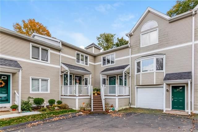 2838 Whitney Avenue #26, Hamden, CT 06518 (MLS #170348513) :: Frank Schiavone with William Raveis Real Estate