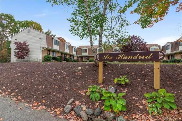 600 Clark Avenue #8, Bristol, CT 06010 (MLS #170348551) :: GEN Next Real Estate