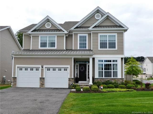 2 Cole Lane #32, Bethel, CT 06801 (MLS #170348582) :: GEN Next Real Estate