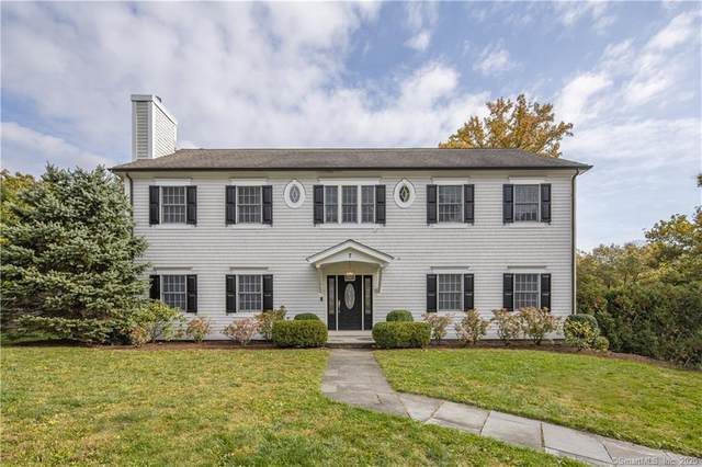 7 Chestnut Street, Greenwich, CT 06807 (MLS #170348588) :: The Higgins Group - The CT Home Finder
