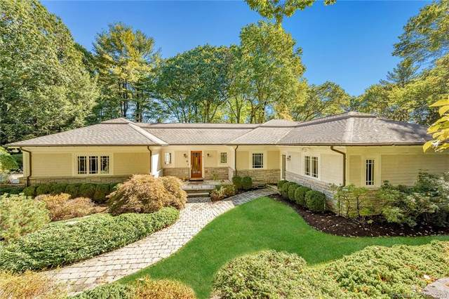 33 Long Close Road, Stamford, CT 06902 (MLS #170348590) :: Frank Schiavone with William Raveis Real Estate