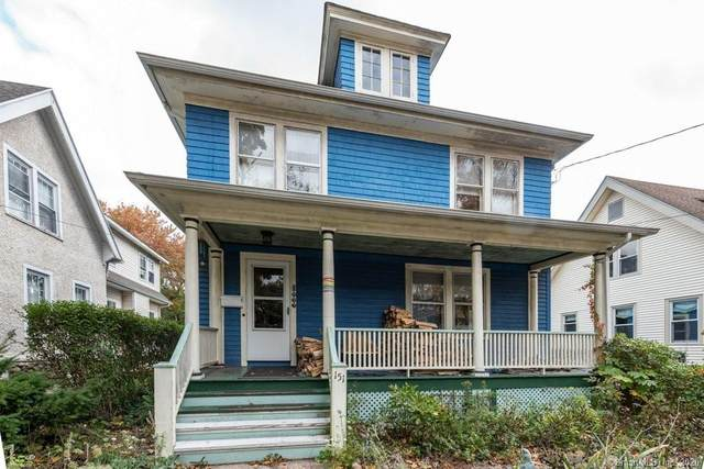 151 W Rock Avenue, New Haven, CT 06515 (MLS #170348596) :: GEN Next Real Estate