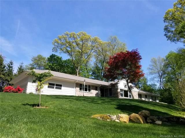 82 Rockwood Lane, Greenwich, CT 06830 (MLS #170348628) :: Galatas Real Estate Group