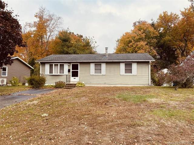 91 Southridge Drive, Windham, CT 06226 (MLS #170348630) :: GEN Next Real Estate