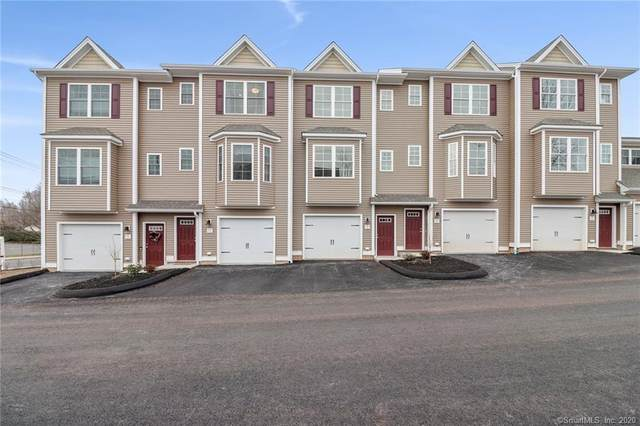 39 Eden Avenue #3, Southington, CT 06489 (MLS #170348631) :: Hergenrother Realty Group Connecticut