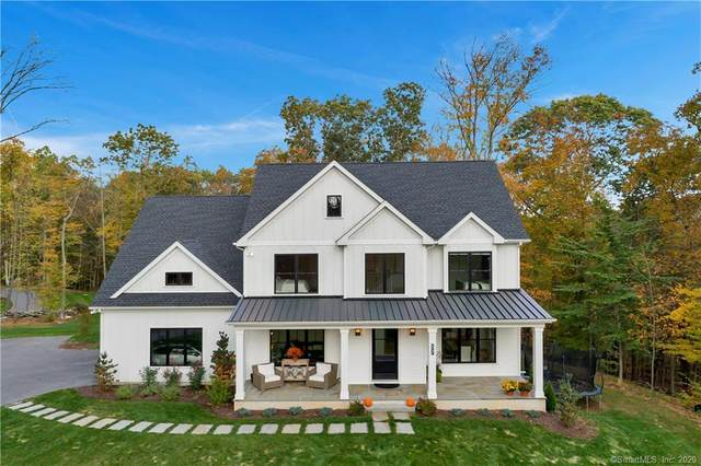 57 Robin Hill Road, Newtown, CT 06470 (MLS #170348663) :: Around Town Real Estate Team