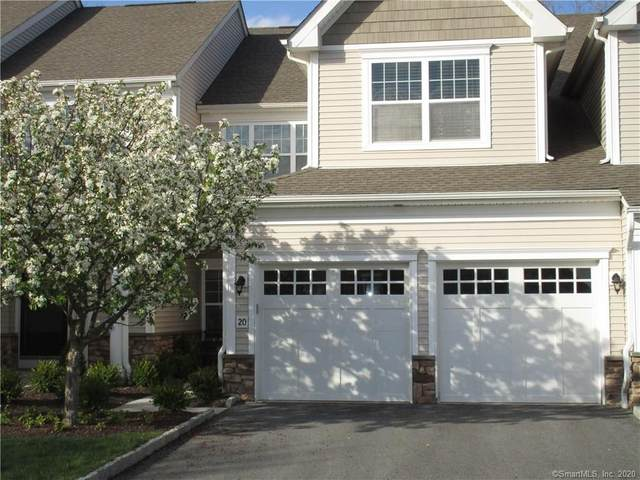 20 Wildwood Circle #20, Bethel, CT 06801 (MLS #170348690) :: Around Town Real Estate Team