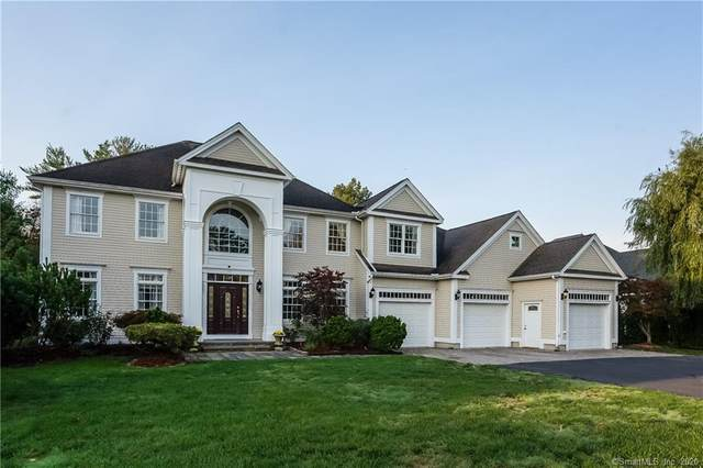 19 Trumbull Lane, West Hartford, CT 06117 (MLS #170348694) :: Hergenrother Realty Group Connecticut