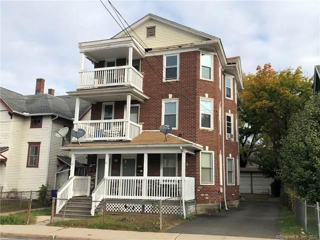 77 Division Street, Waterbury, CT 06704 (MLS #170348708) :: Kendall Group Real Estate | Keller Williams