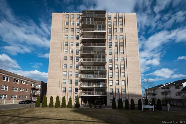 65 Glenbrook Road 4H, Stamford, CT 06902 (MLS #170348746) :: GEN Next Real Estate