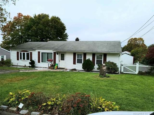 21 Belleview Terrace, Ansonia, CT 06401 (MLS #170348747) :: Around Town Real Estate Team