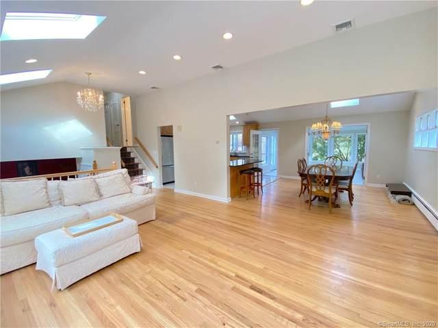 319 Woodbine Road, Stamford, CT 06903 (MLS #170348756) :: Frank Schiavone with William Raveis Real Estate