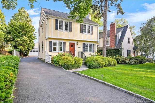 19 Richmond Drive, Greenwich, CT 06870 (MLS #170348759) :: Galatas Real Estate Group