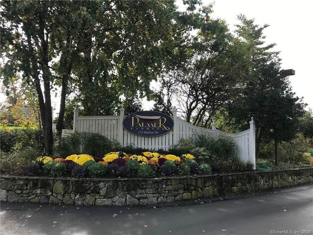 123 Harbor Drive #611, Stamford, CT 06902 (MLS #170348775) :: GEN Next Real Estate
